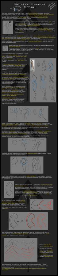 Gesture and Curvature Tutorial