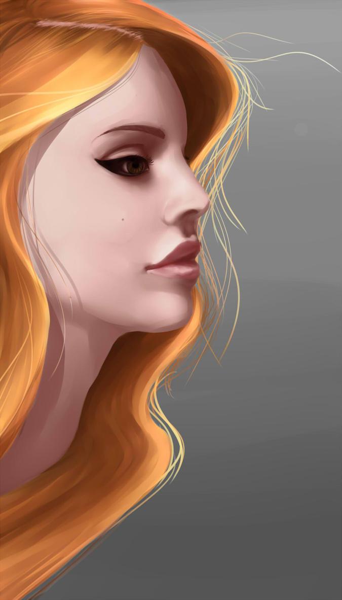 Lana del Rey by Jeff-H