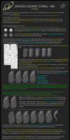 Coloring in Grayscale - Human Skin by Jejihu