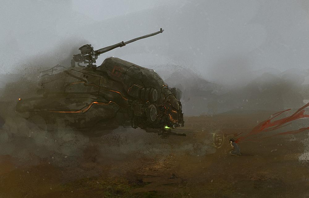 hunt by JimHatama