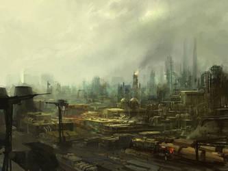 Industrial by JimHatama