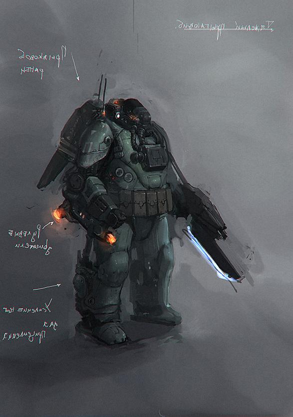 armor by JimHatama