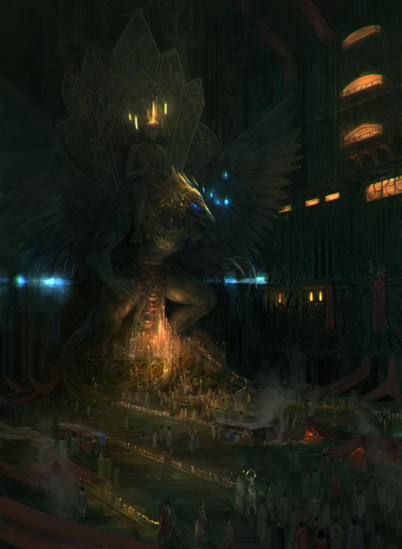 Garuda by JimHatama
