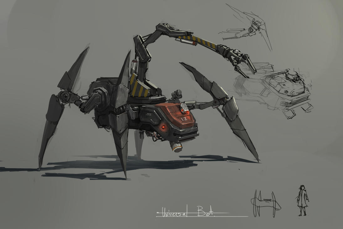 Universal-bot by JimHatama