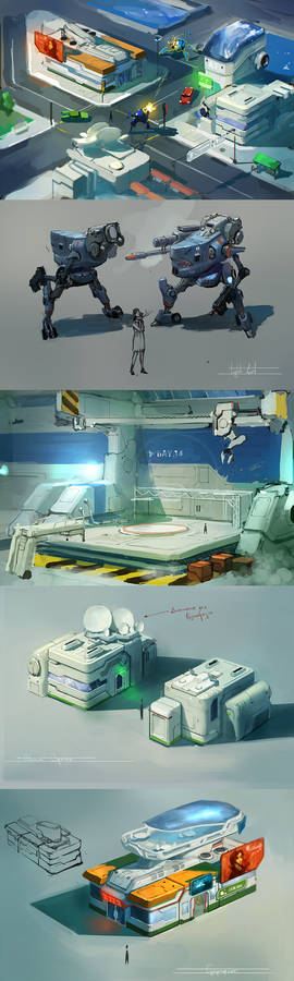 Some game concepts