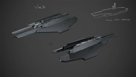 Spaceship exploration sketches
