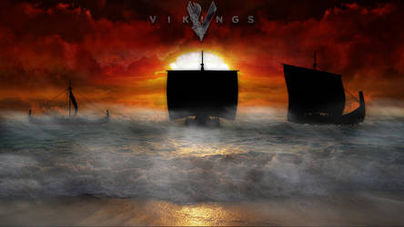 Vikings by WitchicusRex