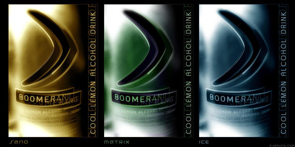 Boomerang by djgruny