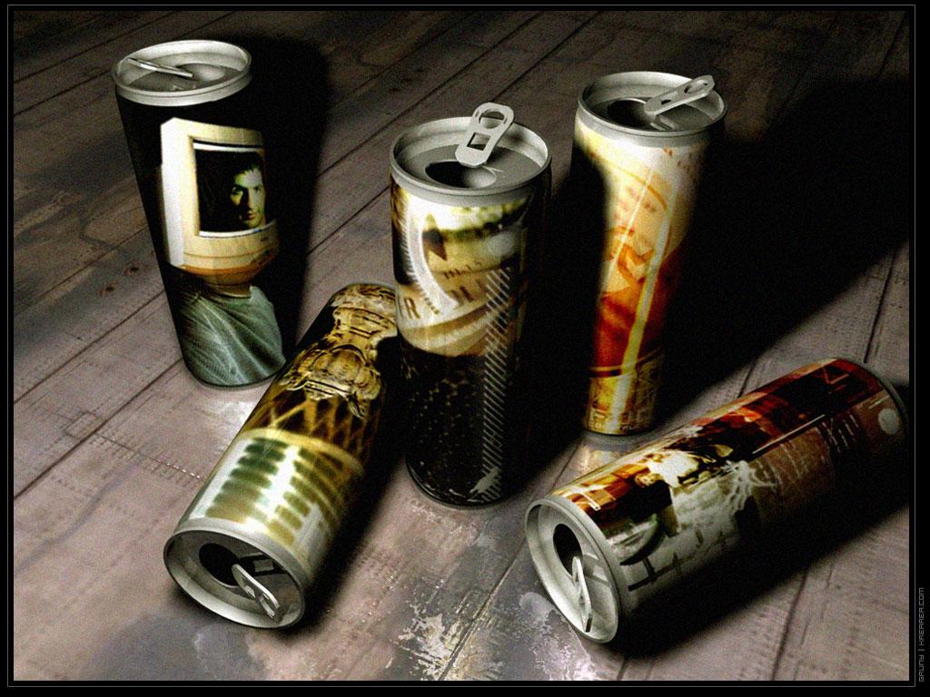 Krearea : Drinks by djgruny