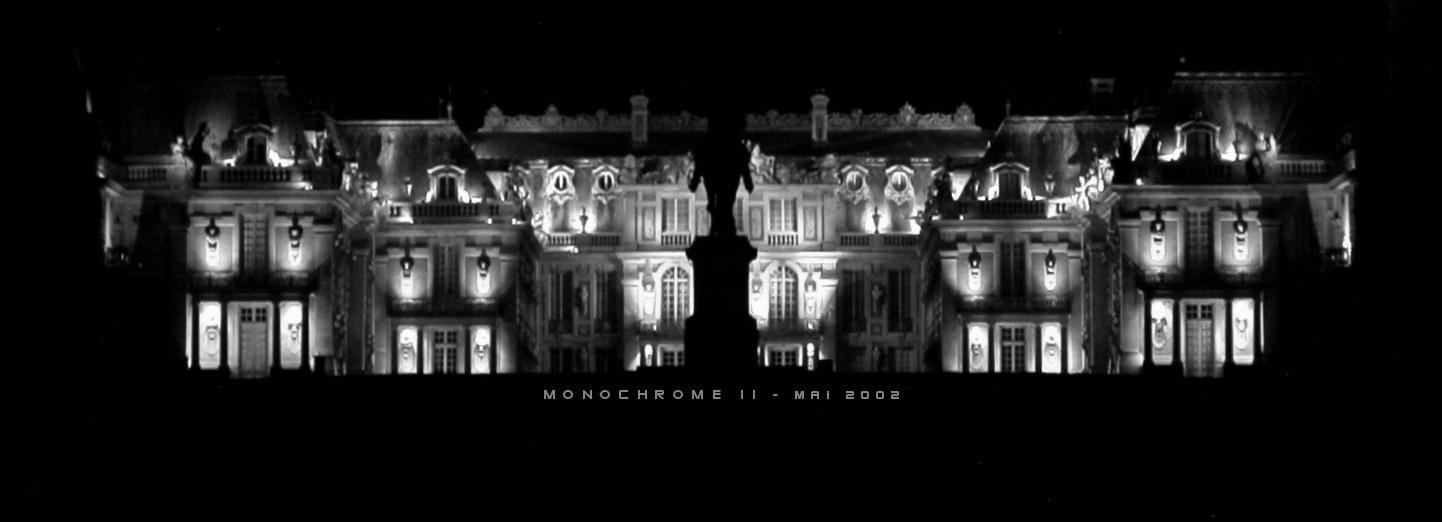 Monochrome II by djgruny