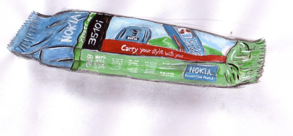 New Packaging Nokia by djgruny