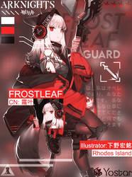 [Poster] Frostleaf