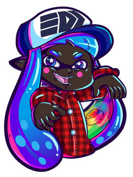 Commission: Inkling