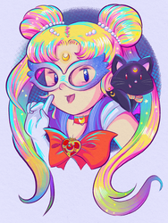 Rainbow Moon Girls
