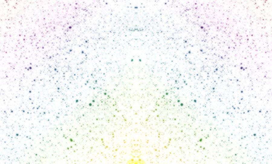 Rainbow Splatter Paint Texture by Enchantedgal St by AzarielsDream