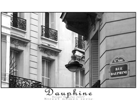 Street Names_Dauphine