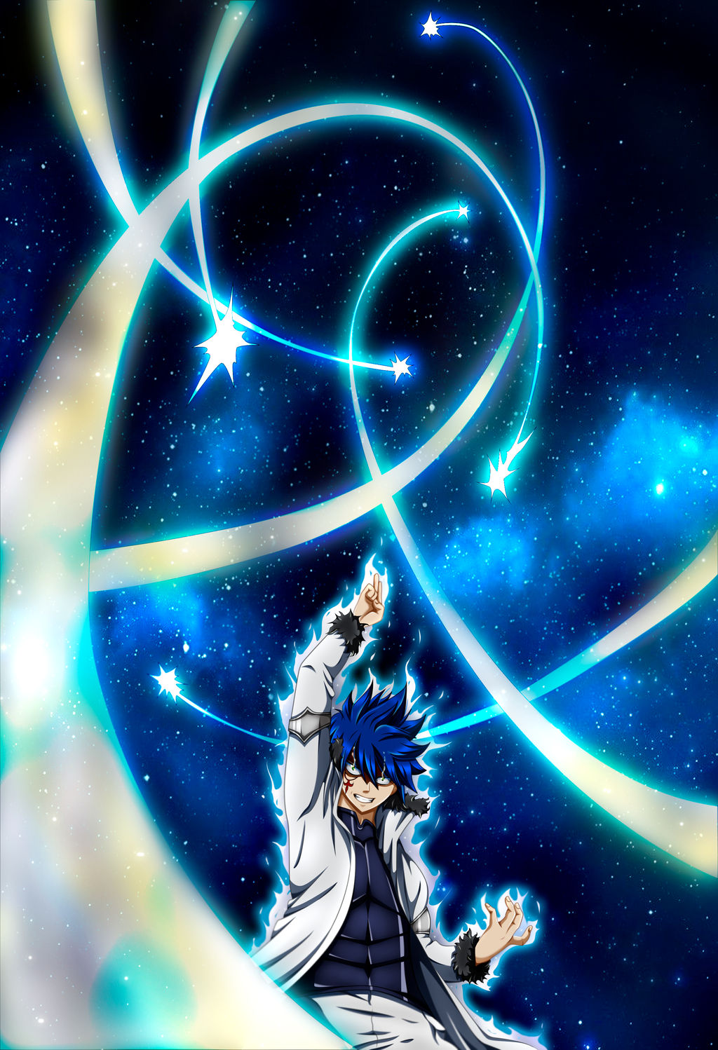 Jellal Pleiades Attack By Mirajanee On Deviantart One of the honorable magic counsil member• one of the 10 wizard saints• mystogan in edolas• glory and power was my goal until erza opened my eyes. jellal pleiades attack by mirajanee on