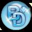 Blu Diamond Janitorial Icon by CMSVisuals