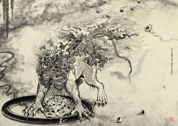 The Beast of Gevaudan by m-chloe