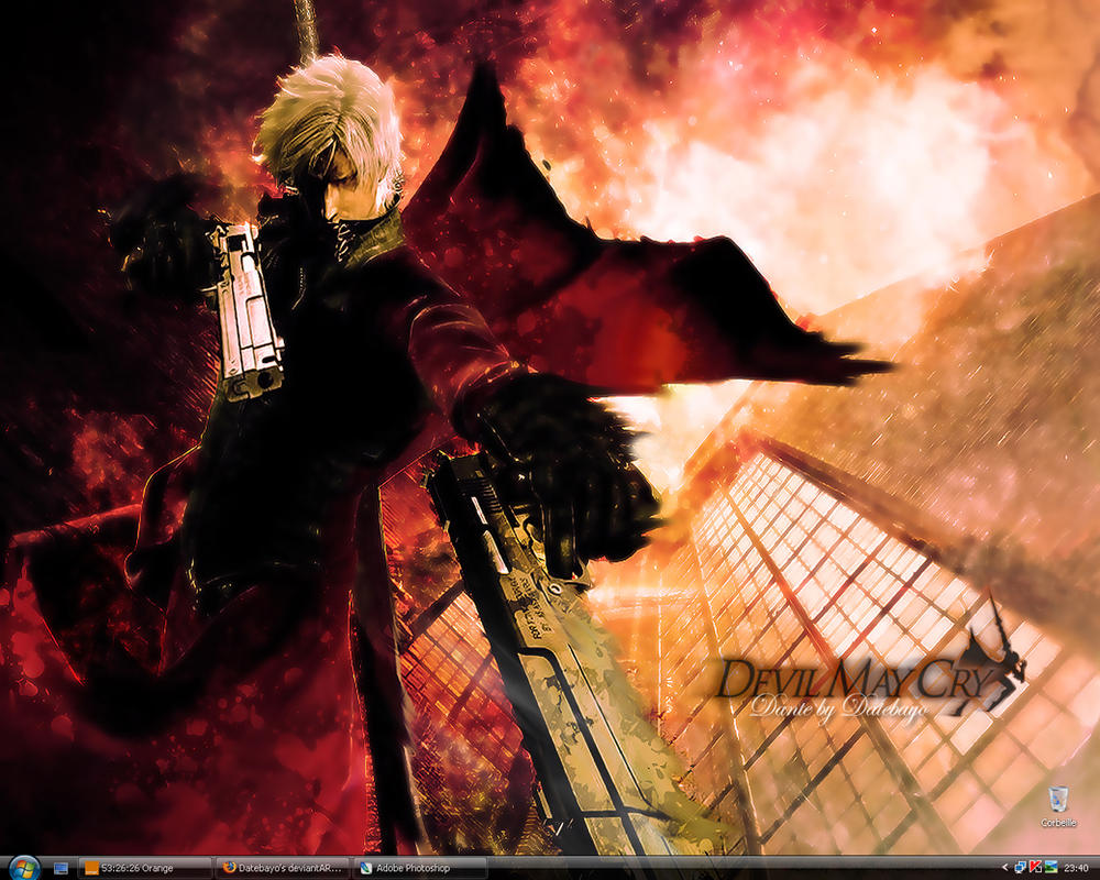 Dante by Kishintora
