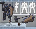 Bulltech Industries Standard Heavy Frame