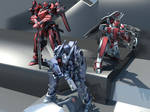 Turinu's Favorite 3D Mecha Models