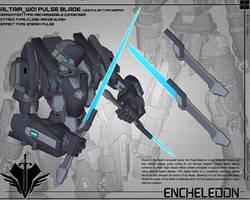 Fight Gear Altair Design 04 by TurinuZ