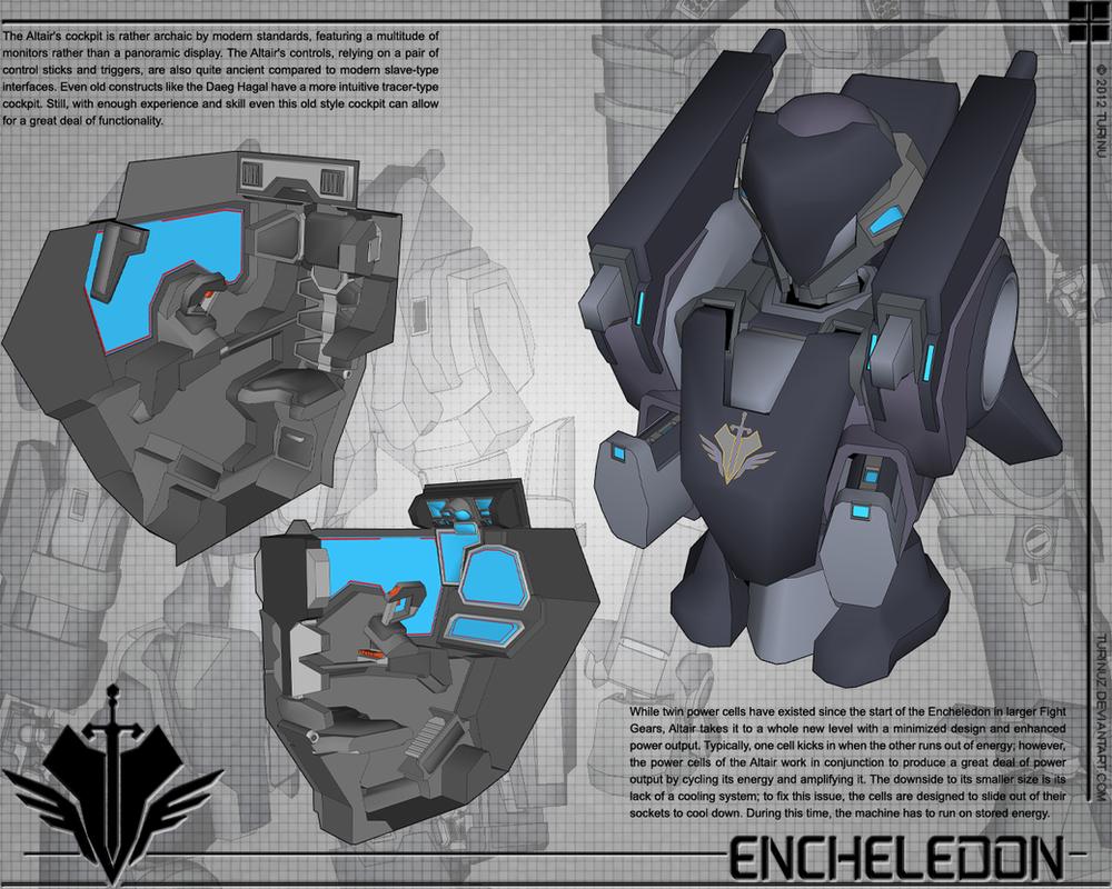 Fight Gear Altair Design 05 by TurinuZ