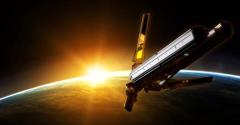 Great Space Race Intergalactic Transport