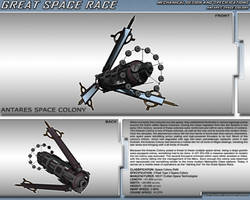 Great Space Race - Antares Colony