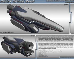 Great Space Race - Corsair Class