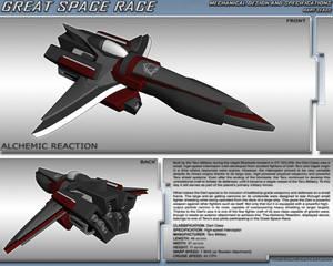 Great Space Race - Dart Class
