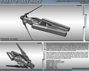 Great Space Race - Tower Class