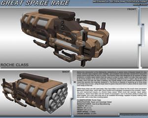 Great Space Race - Roche Class
