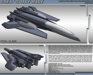 Great Space Race - Vital Class