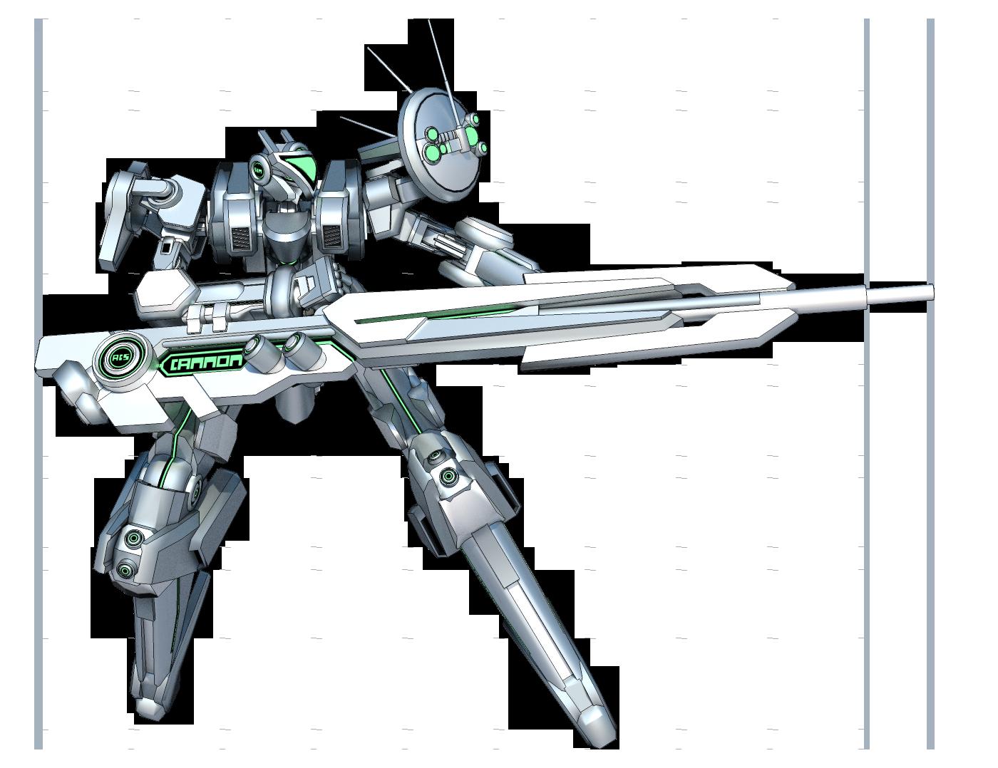 Advanced Sin Cannon Type by TurinuZ