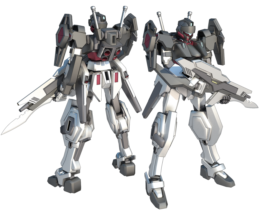 MP01 Madan Commander Type by TurinuZ