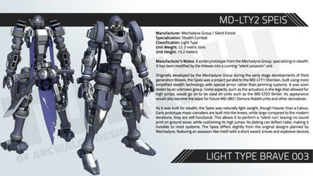 MD-LTY2 SPEIS
