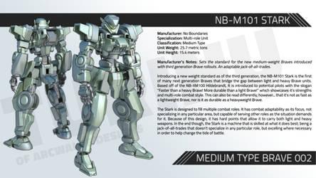 NB-M101 STARK