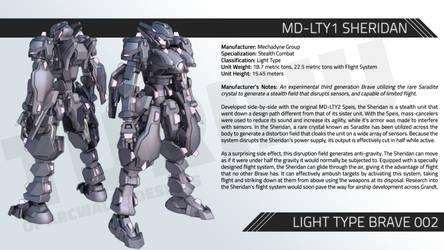 MD-LTY1 SHERIDAN