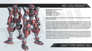MD-LT02 RADIUS