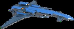 ISC-NCT/501 Aquamarine (2017) by TurinuZ