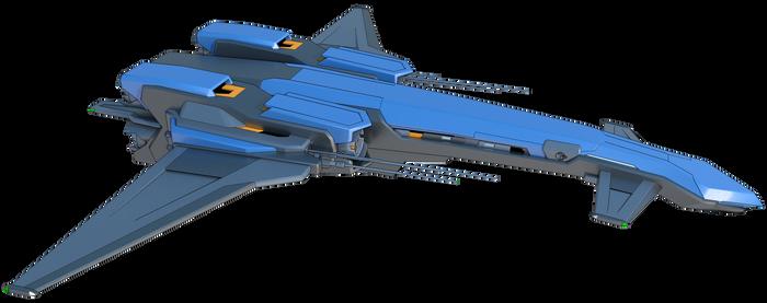 ISC-NCT/501 Aquamarine (2017)
