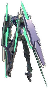 GMX-397-05 Gundam Durandal (WIP #3)