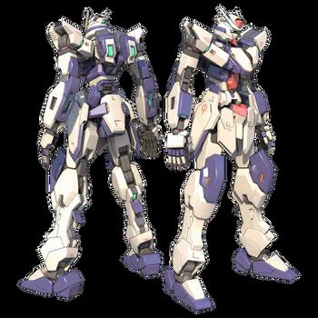 GMX-397-05 Gundam Durandal by TurinuZ