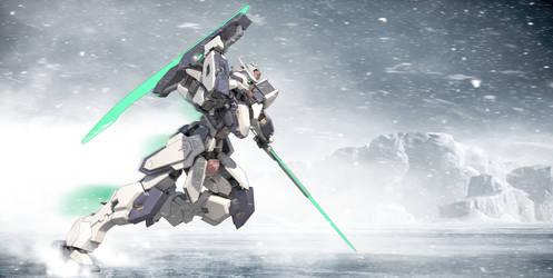 Durandal Through the Blizzard