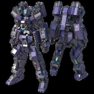 GMX-399-12/M Gundam Rhongomiant Missile