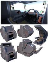Brave Cockpit (2018)