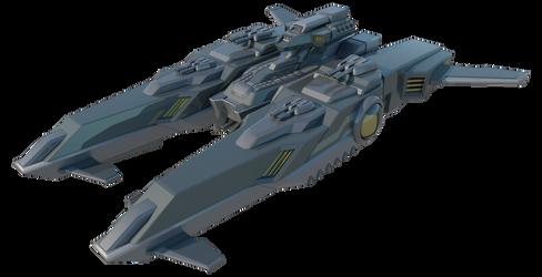 Jericho-class Assault Carrier