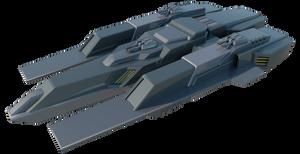 Calpatria-class Assault Carrier